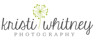 Kristi Whitney Photography – Kansas City Wedding Photographer logo